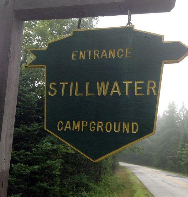 Stillwater State Park has 62 campsites, 17 lean-to shelters, a beach and boat launch.